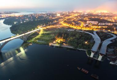Киев - Запорожье