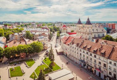Киев - Ивано-Франковск